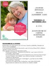 Journée mondiale Alzheimer France Alzheimer Vivadom