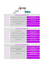 Programme salon séniors