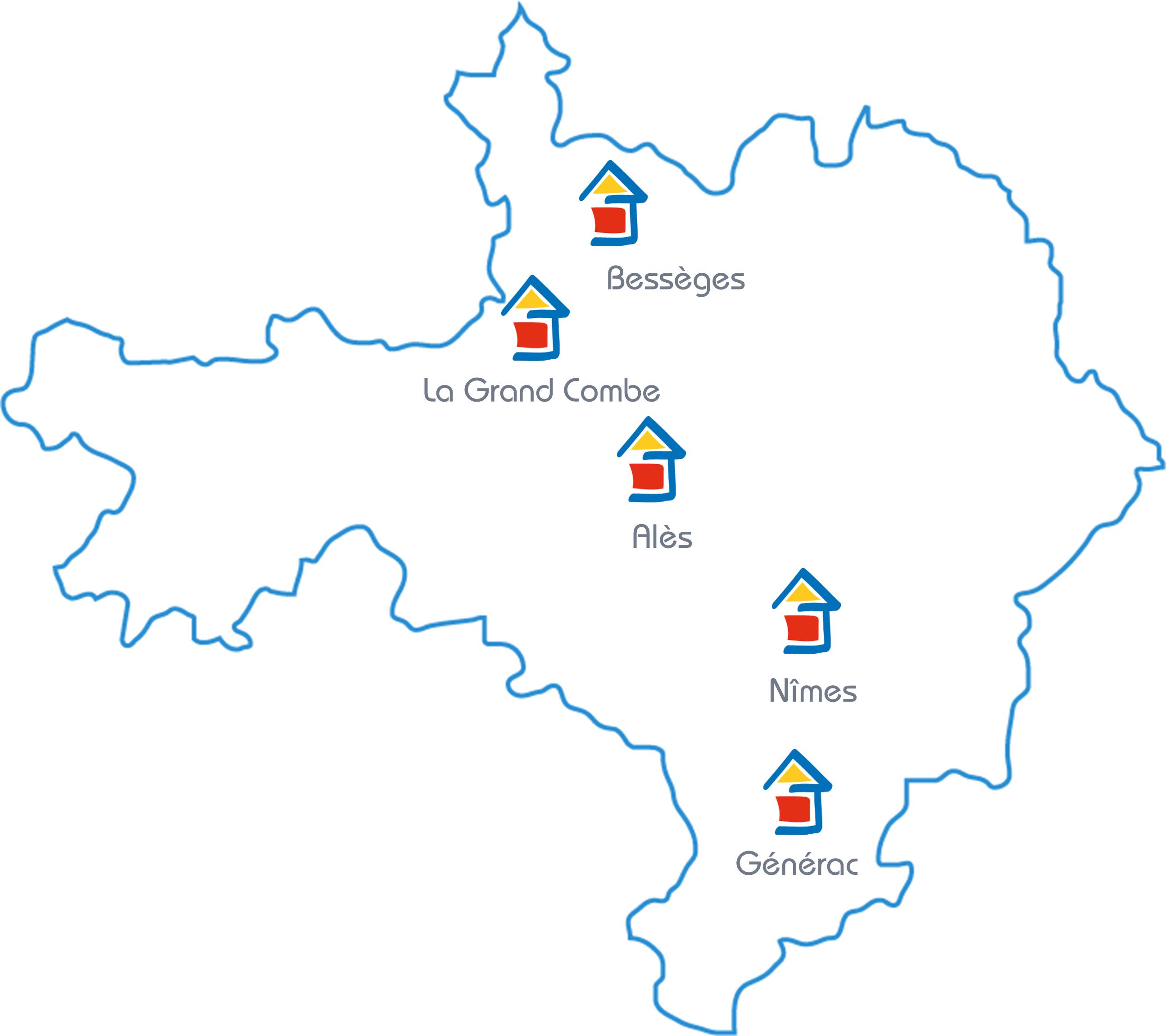 Groupe Vivadom coordonnées services sites agence