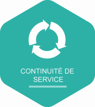 Covid-19 : continuité de service