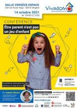 Conférence Mme Filliozat - Vivadom